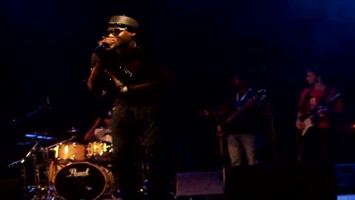 Tuface Performs in London Olympics Week (4)